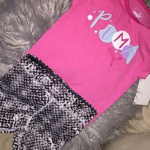 18-24m Puma outfit